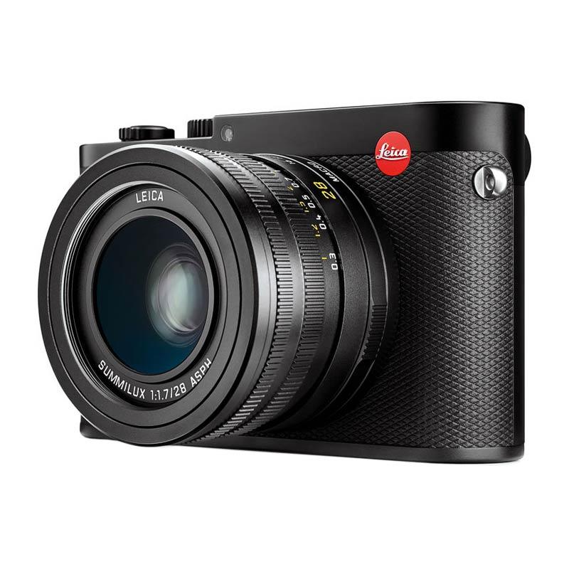 Leica Q Typ 116 Kamera Pocket - Black