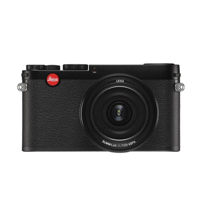 harga Leica X Typ 113 Kamera Pocket - Black Blibli.com