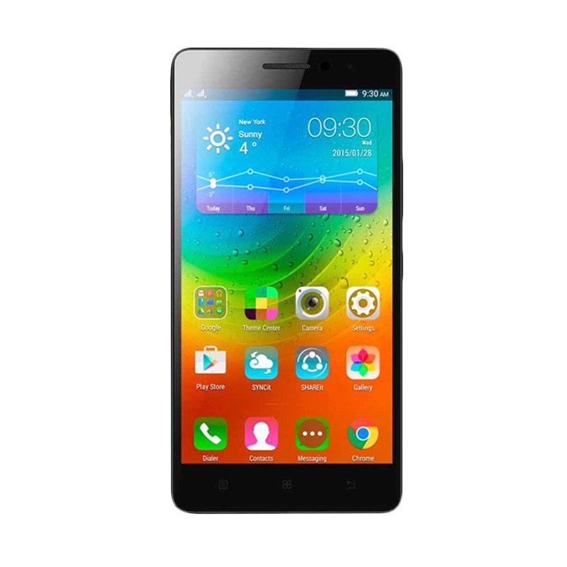 Lenovo A7000 Smartphone - Black [8GB/ 2GB]
