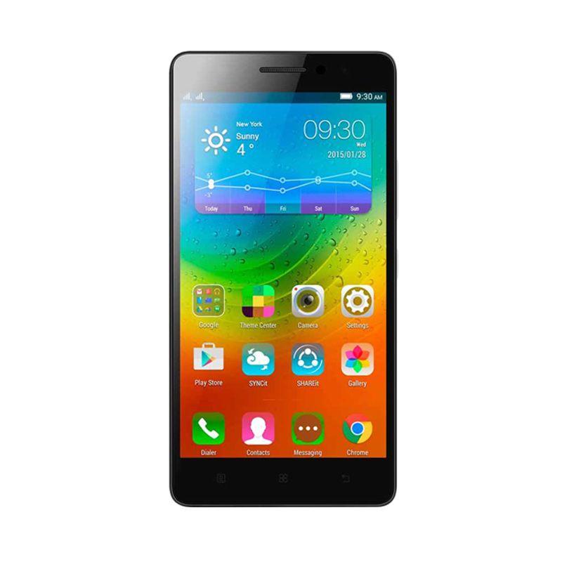 Lenovo A7000 Plus Smartphone - Putih [16 GB]