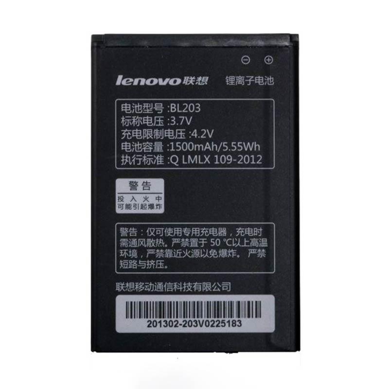 Lenovo BL203 Original Batterai for Lenovo A369/A66/A308/A365/A278