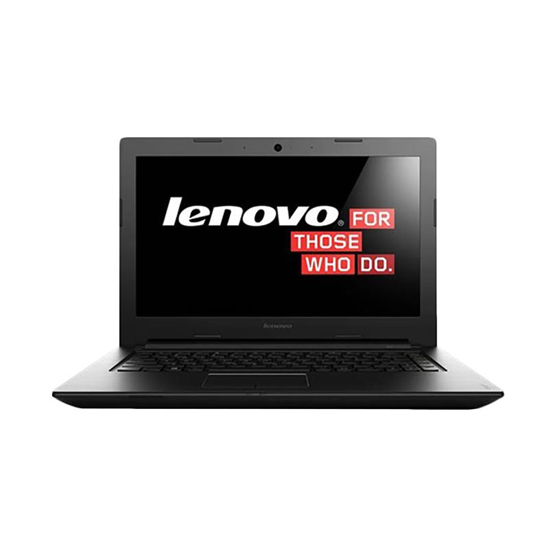 harga Lenovo G40-45 Black Notebook [AMD A8 6410M/DOS/4 GB/500 GB HDD/AMD Radeon R5 graphic/14 Inch] Blibli.com