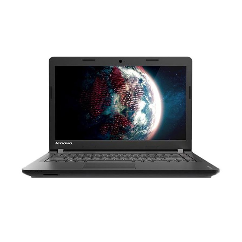 Lenovo IdeaPad 100-14IBD-0JID Notebook - Black Texture [i3-5005U/500GB/2GB on board/GT 920A 2GB/14 Inch]