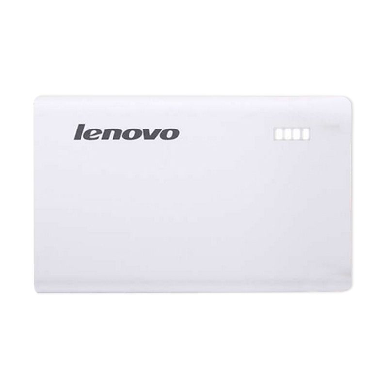 Lenovo Original MP803 Putih Power Bank [7800 mAh]