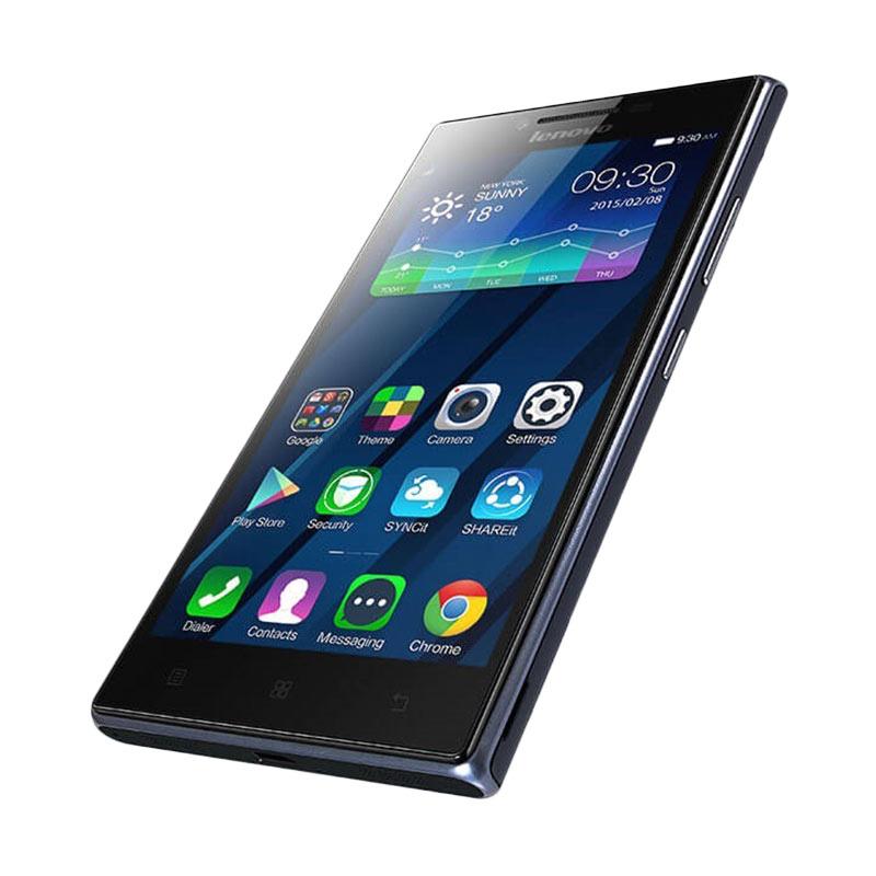 harga Lenovo P70 Smartphone - Midnight Blue + Free Kartu Memori Blibli.com