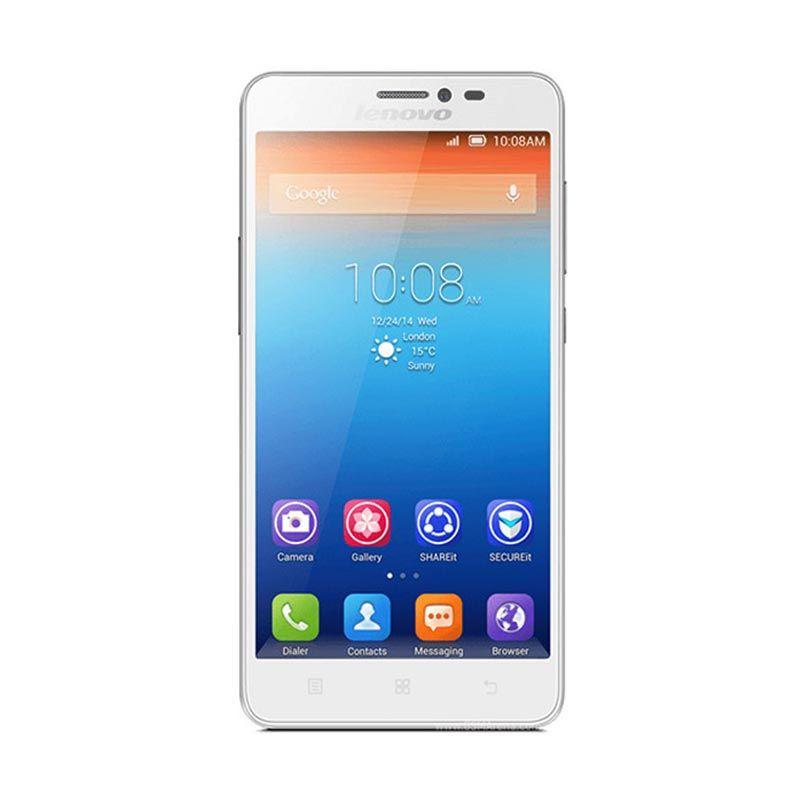 Lenovo S850 Dual SIM Putih Smartphone