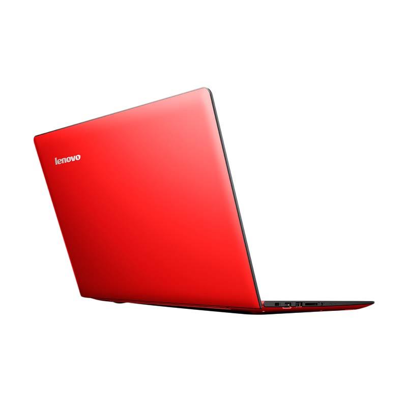 Lenovo U41-70 80JV00- 5JiD Notebook - Red [14Inch/i7-5500U/4GB/DOS] Extra diskon 7% setiap hari Extra diskon 5% setiap hari Citibank – lebih hemat 10%