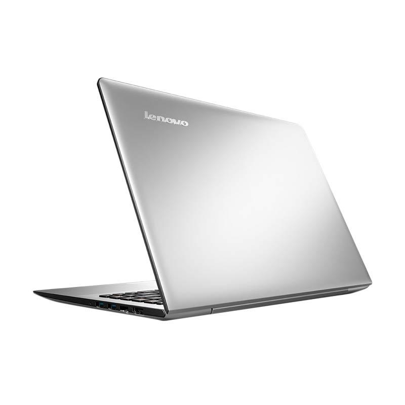 Lenovo U41-70 80JV00- 5PiD Notebook - Silver [14Inch/i7-5500U/4GB/DOS] Extra diskon 7% setiap hari Extra diskon 5% setiap hari Citibank – lebih hemat 10%
