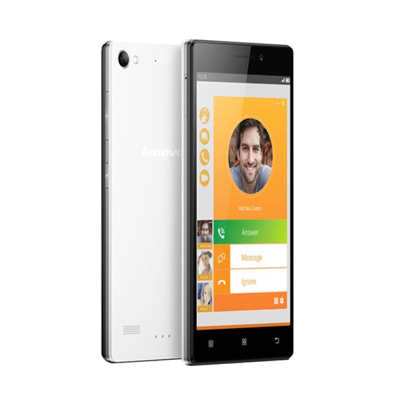 harga Lenovo Vibe X2 Smartphone - White Blibli.com