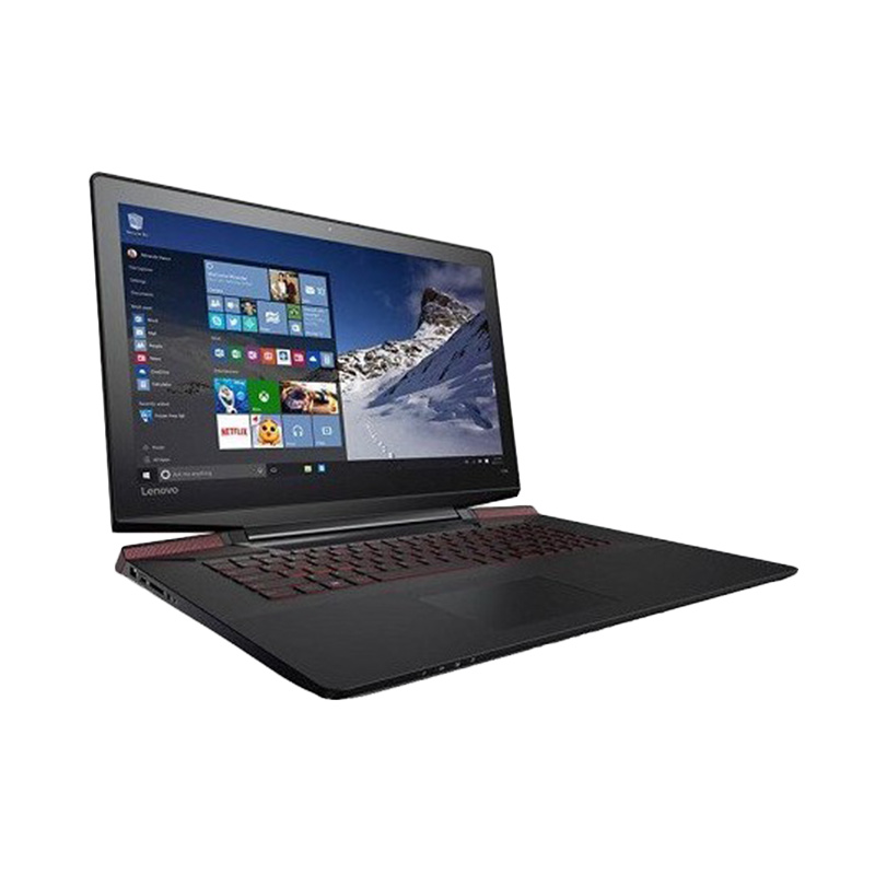 harga Lenovo Y700-151sk Gaming Laptop - Black [15/i7-6700HQ/16GB/Win10] Blibli.com