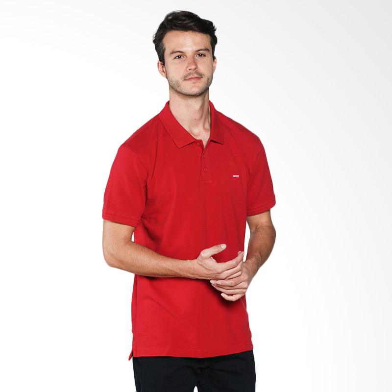 Levi's Housemark Crimson 22401-0004 Polo Shirt Extra diskon 7% setiap hari Extra diskon 5% setiap hari Citibank – lebih hemat 10%