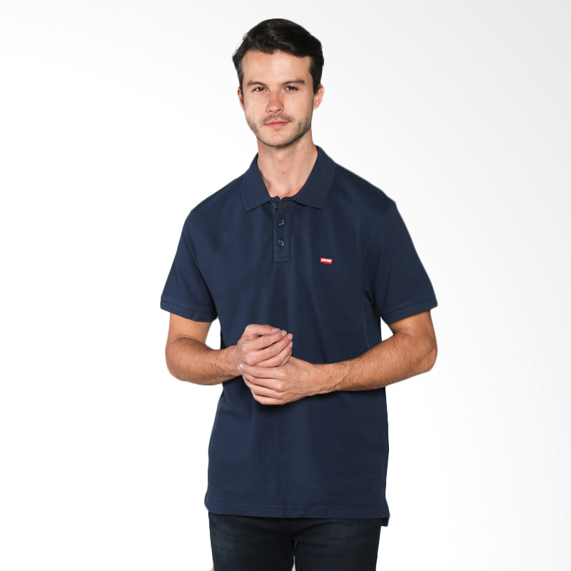 Levi's Housemark Polo Dress Blues 22401-0003 Atasan Pria Extra diskon 7% setiap hari Extra diskon 5% setiap hari Citibank – lebih hemat 10%