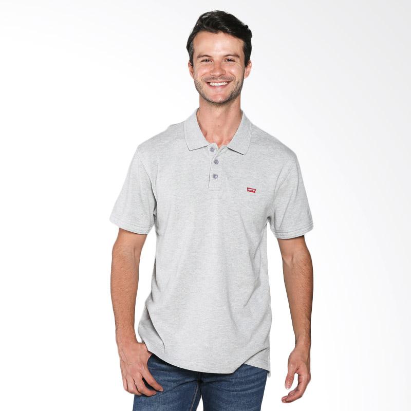 Levi's Housemark Polo Medium Grey Heathre 22401-0002 Atasan Pria Extra diskon 7% setiap hari Extra diskon 5% setiap hari Citibank – lebih hemat 10%
