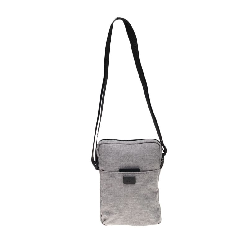 Lexon One Mini LN 1418LG Light Grey Tas Selempang Pria