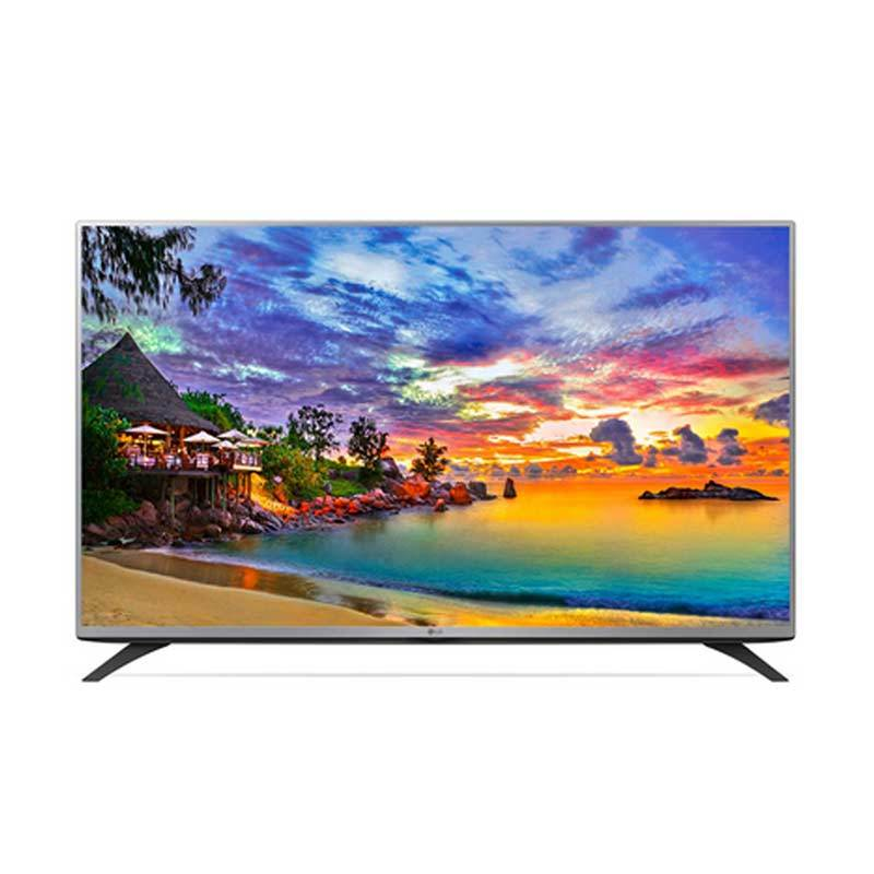 LG 43LF590T Smart DVB-T2 LED TV - Hitam [43 Inch]