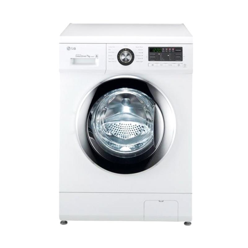 LG FM1281D6 Front Load Washing Machine [8KG] Inverter