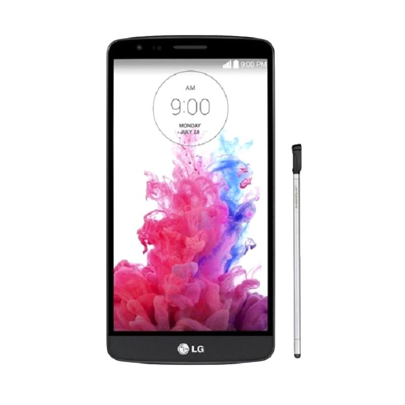 LG G3 Stylus Smartphone - Hitam [8 GB]