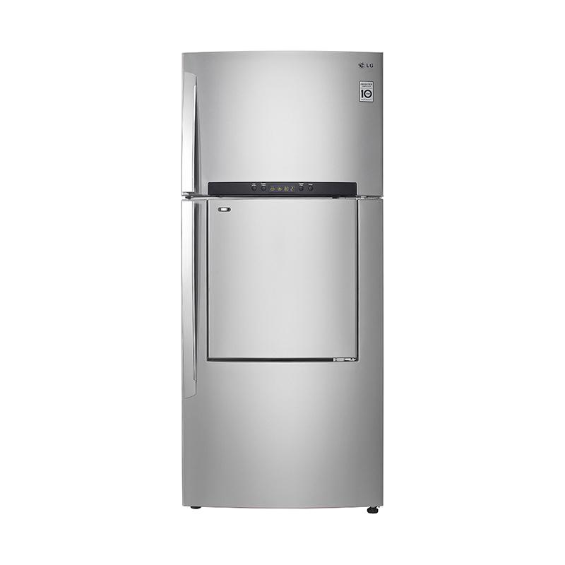 LG GC-D572HLAL Refrigerator [570 L/2 Doors/Door in Door]