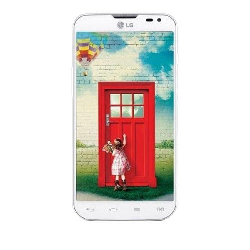 harga LG L70 Dual LGD325 Smartphone - Putih [4 GB] Blibli.com