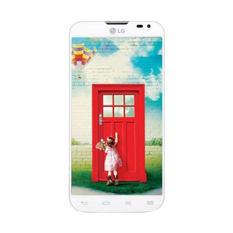 LG L90 D410 Dual Smartphone - Putih [8GB/ 1GB]