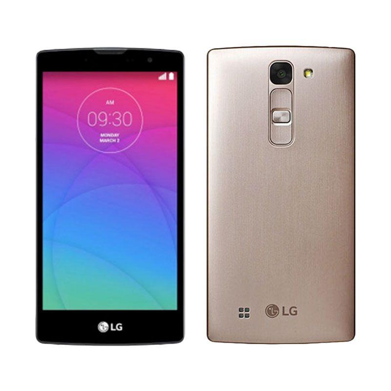 LG Magna H502F Smartphone - Gold [8GB/ 1GB/ 5 Inch]