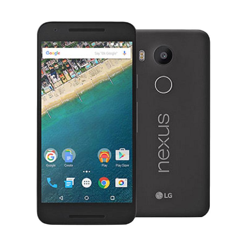 Rekomendasi Seller - LG Nexus 5X Black Smartphone [32 GB/Jakarta]
