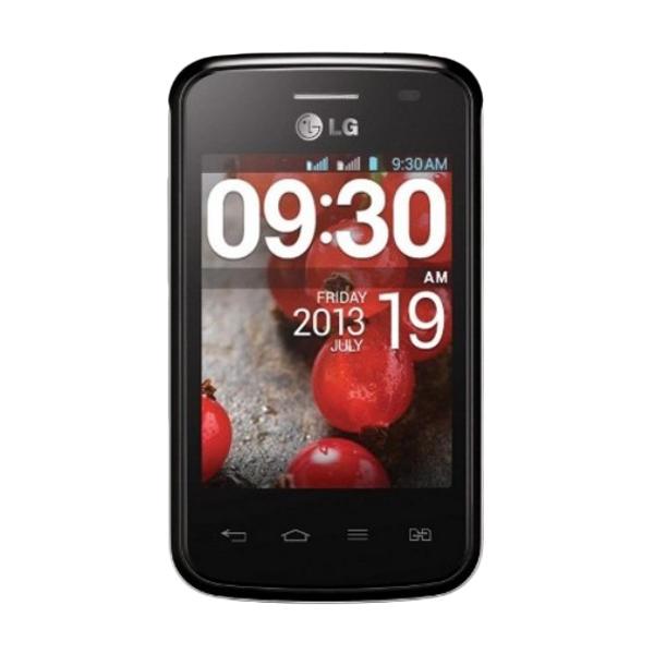 harga LG Optimus L1 II Dual E420 Hitam Smartphone Blibli.com