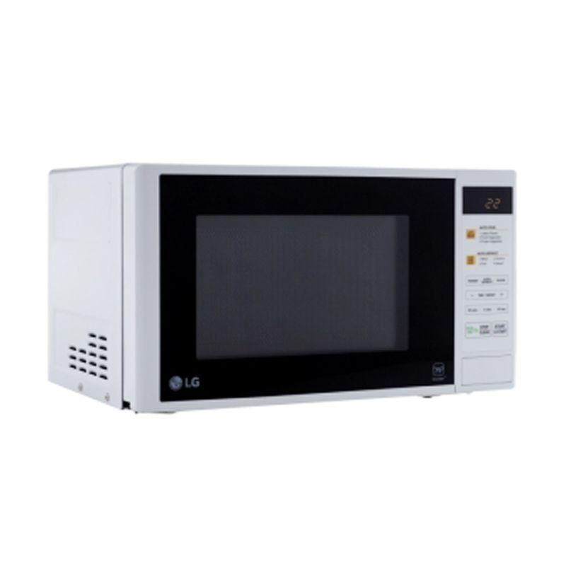 LG MS2042D Solo Microwave - Putih [20 L]