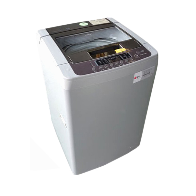 LG TL706TC Mesin Cuci [Top Loading/7 kg] Extra diskon 7% setiap hari Extra diskon 5% setiap hari Citibank – lebih hemat 10%