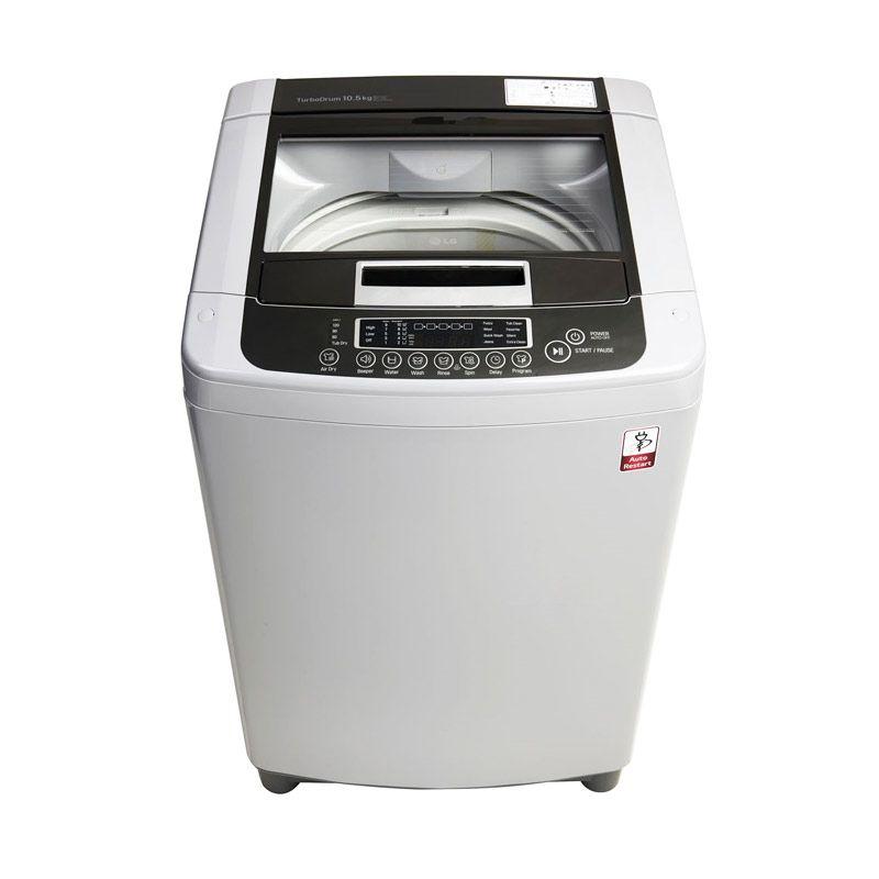 LG Top Loading TS75VM Mesin Cuci [7.5 Kg/Khusus JABODETABEK]