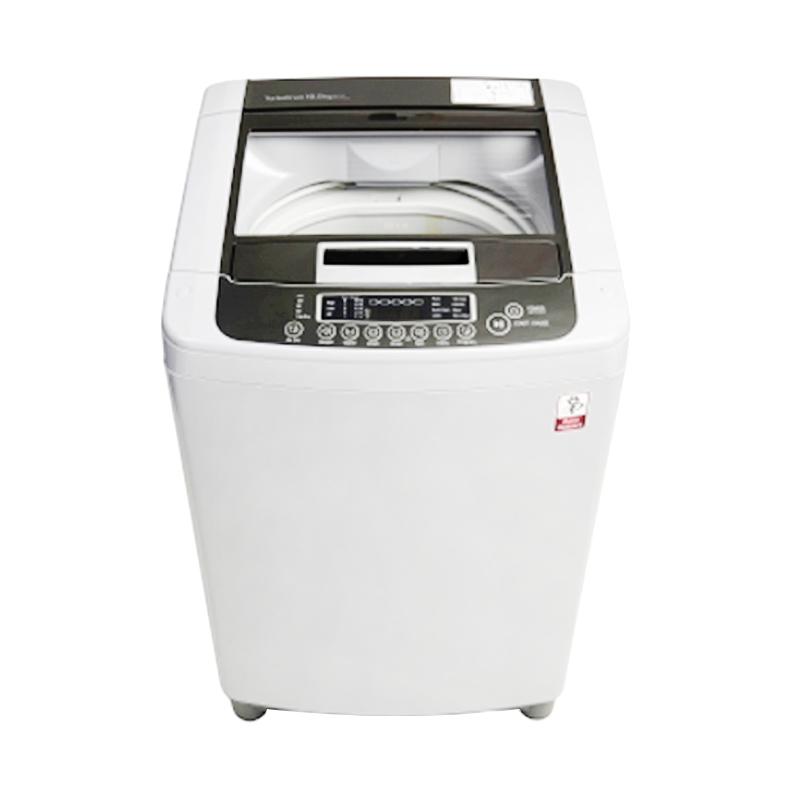 LG TS75VM Mesin Cuci - Putih [Top Loading/7.5 KG/Free Ongkir Jabodetabek]