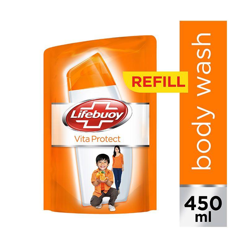 Lifebuoy Vita Protect Pouch Body Wash [450 mL/21145581]