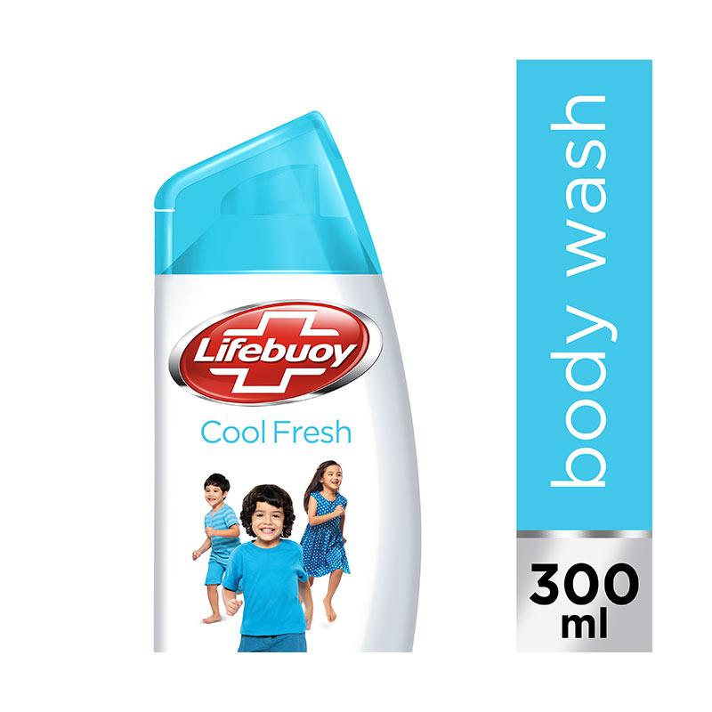 Lifebuoy Coolfresh Bottle Body Wash [300 mL/21148095]