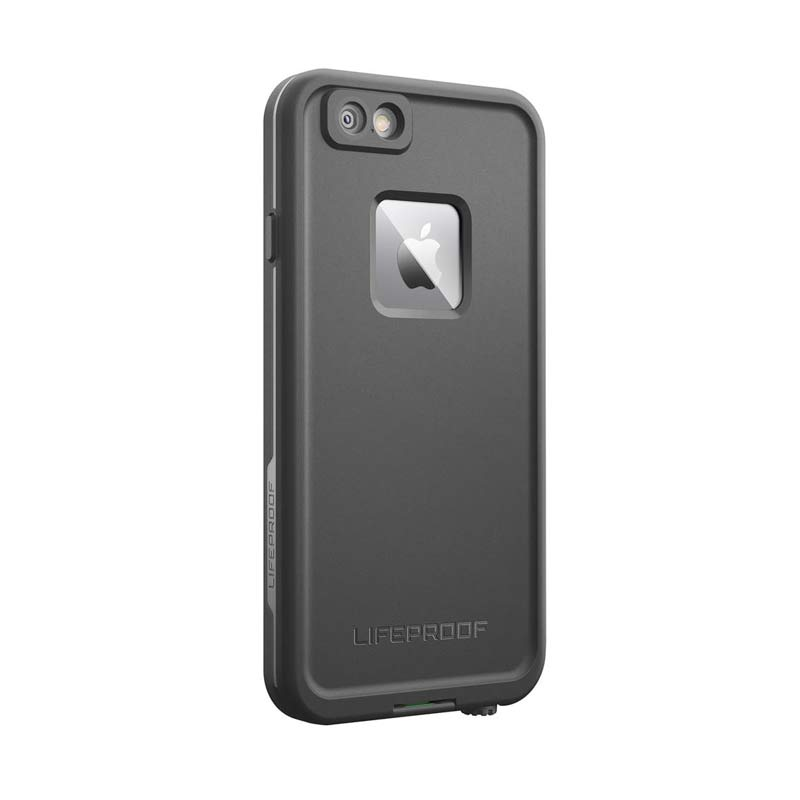 LifeProof Fre Casing for Apple iPhone 6 Plus or 6s Plus - Black