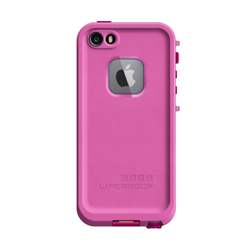 LifeProof Fre Casing for iPhone 5 or 5S - Dark Magenta