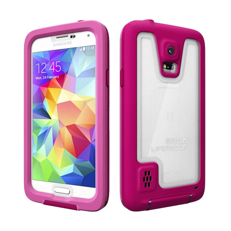 LifeProof Fre Casing for Samsung Galaxy S5 - Dark Magenta