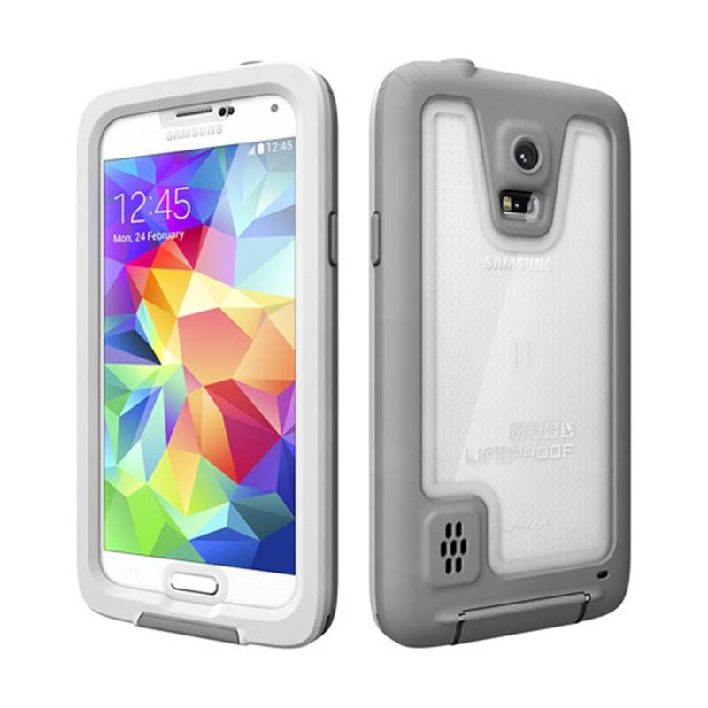 LifeProof Fre Casing for Samsung Galaxy S5 - White