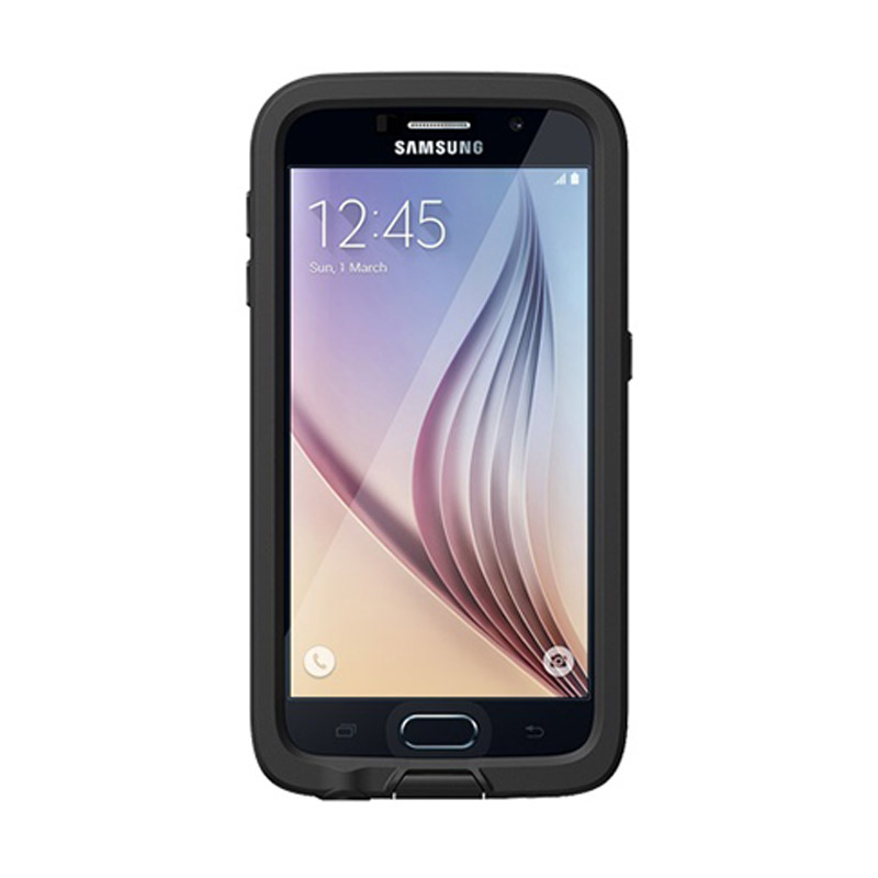 LifeProof Fre Casing for Samsung Galaxy S6 - Black