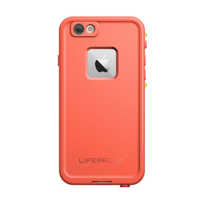Lifeproof Fre Sunset Pink Casing for iPhone 6s/6