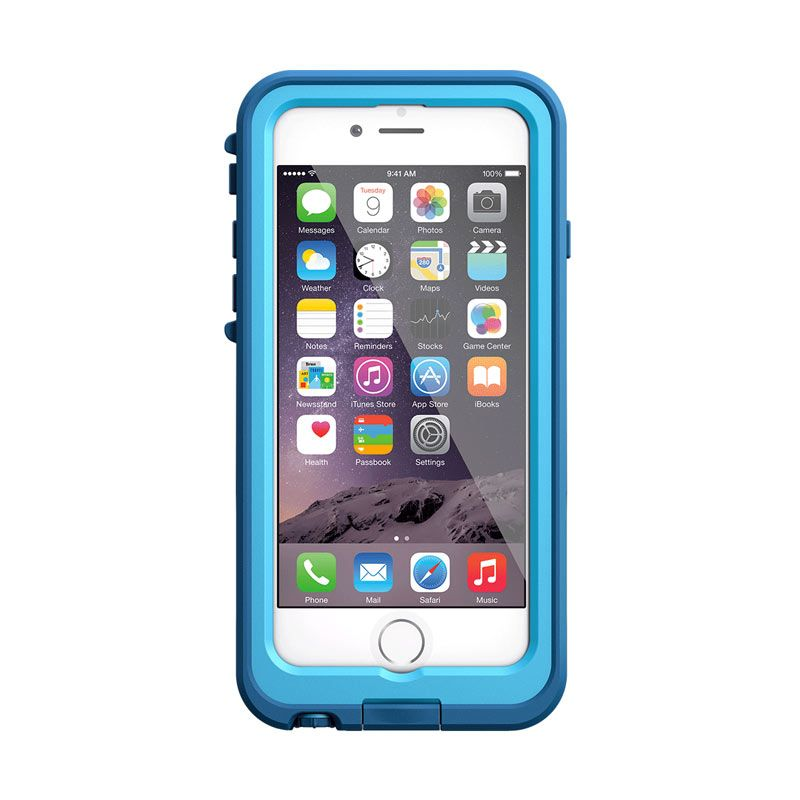 LifeProof Fre Power Blue Casing for iPhone 6