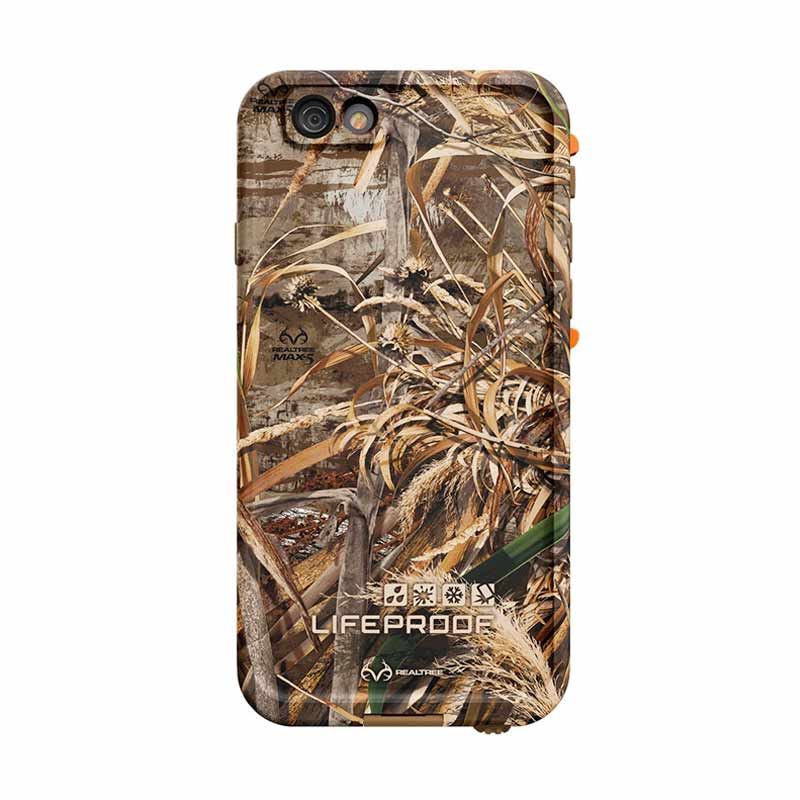 LifeProof Fre Realtree Max 5 Casing for iPhone 6 - Orange