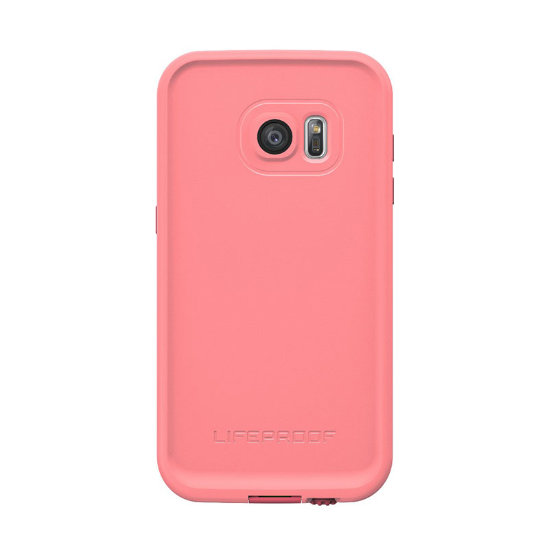 Lifeproof Fre Casing for Samsung S7 - Sunset Pink
