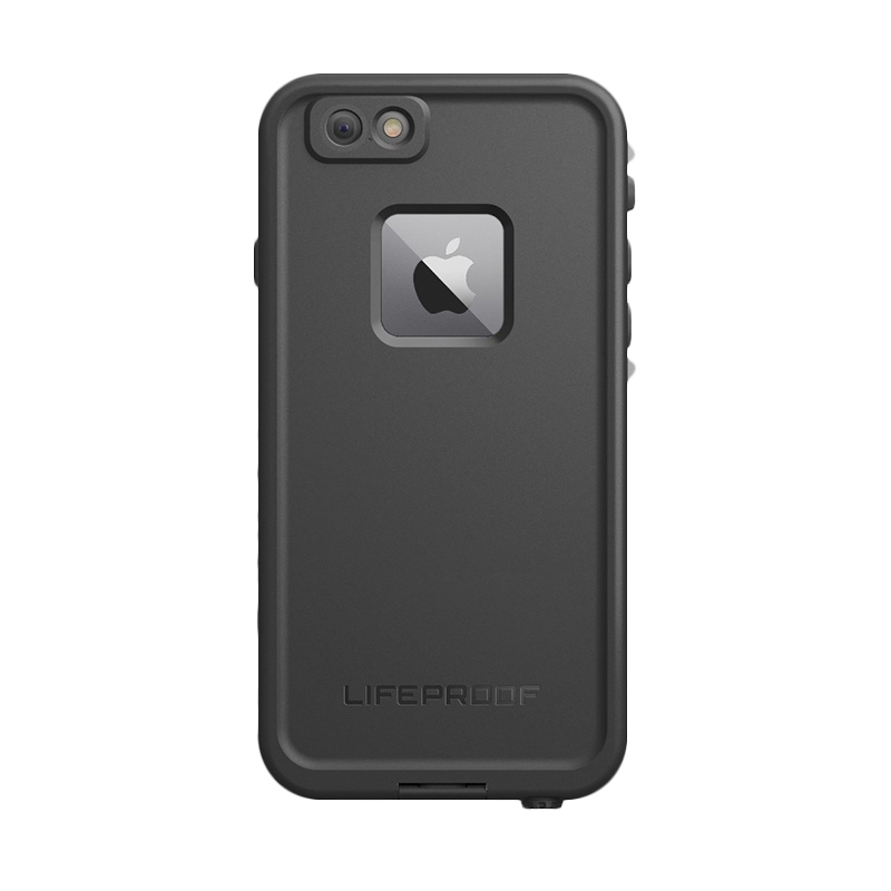 LifeProof Fre Series Casing for iPhone 6 or 6S - Black [Original]