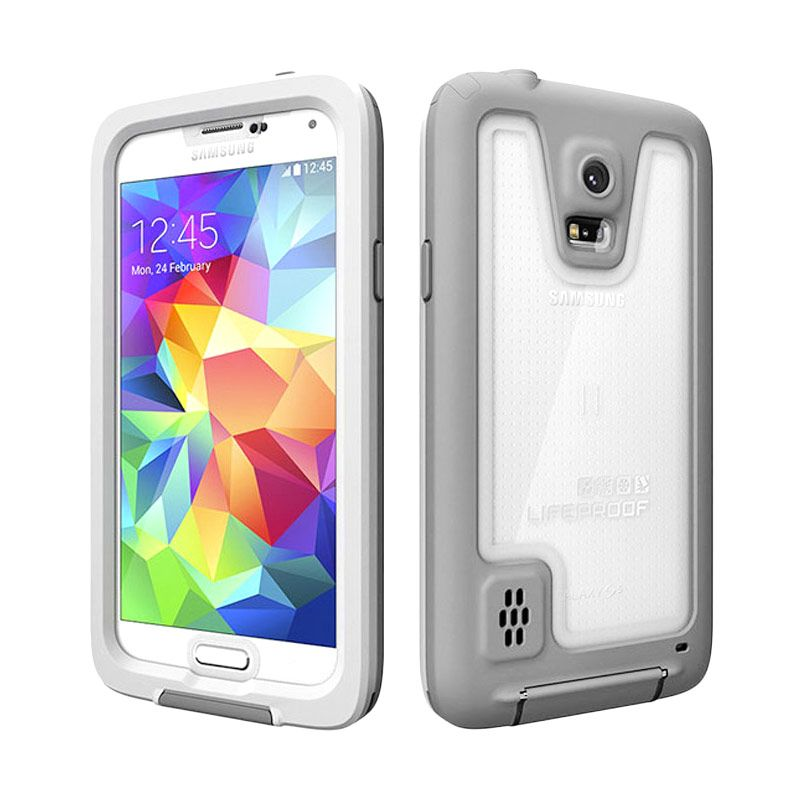 LifeProof Fre White Casing for Samsung Galaxy S5
