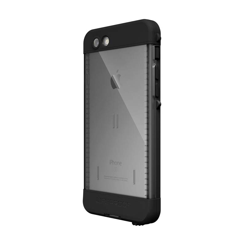 LifeProof Nuud Casing for Apple iPhone 6s Plus - Black