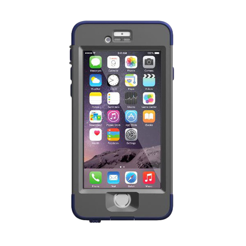 LifeProof Nuud Casing for iPhone 6 - Night Dive Blue