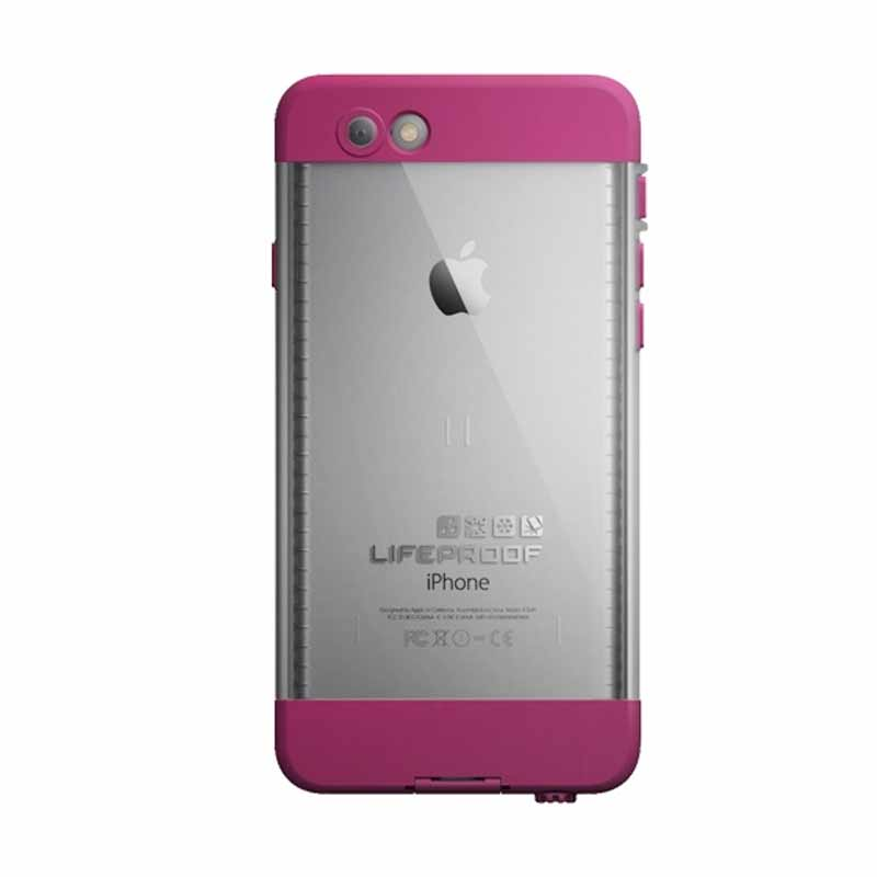 LifeProof Nuud Casing for iPhone 6 - Pink Pursuit