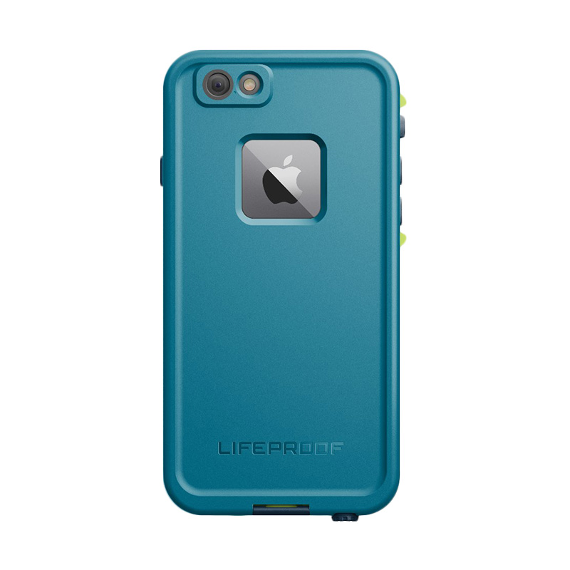 LifeProof Original Fre Series Casing for iPhone 6 Plus or 6S Plus - Banzai Blue