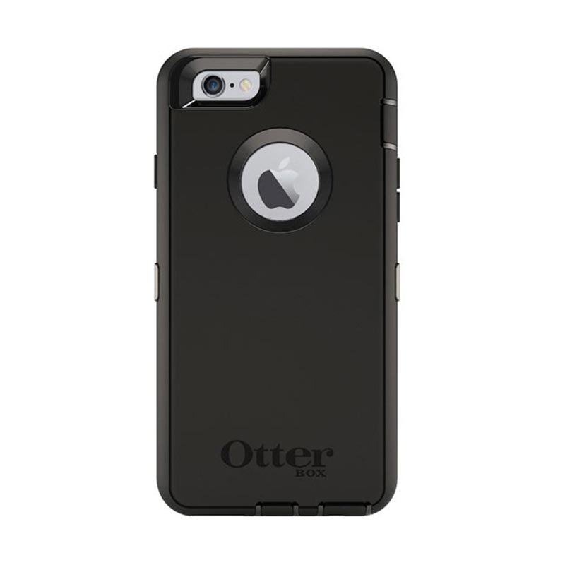 Otterbox Defender Casing for iPhone 6 - Black