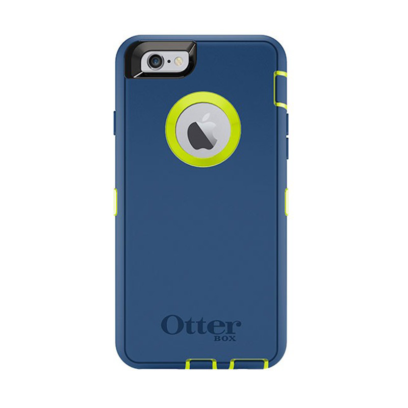 Otterbox Defender Casing for iPhone 6 - Electric Indigo